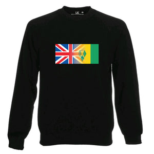 England and St Vincents SWEATSHIRT