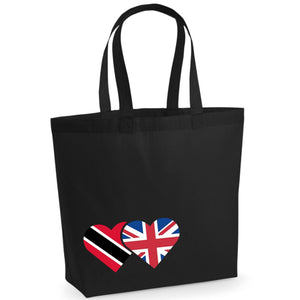 Bespoke Heritage flags tote bag