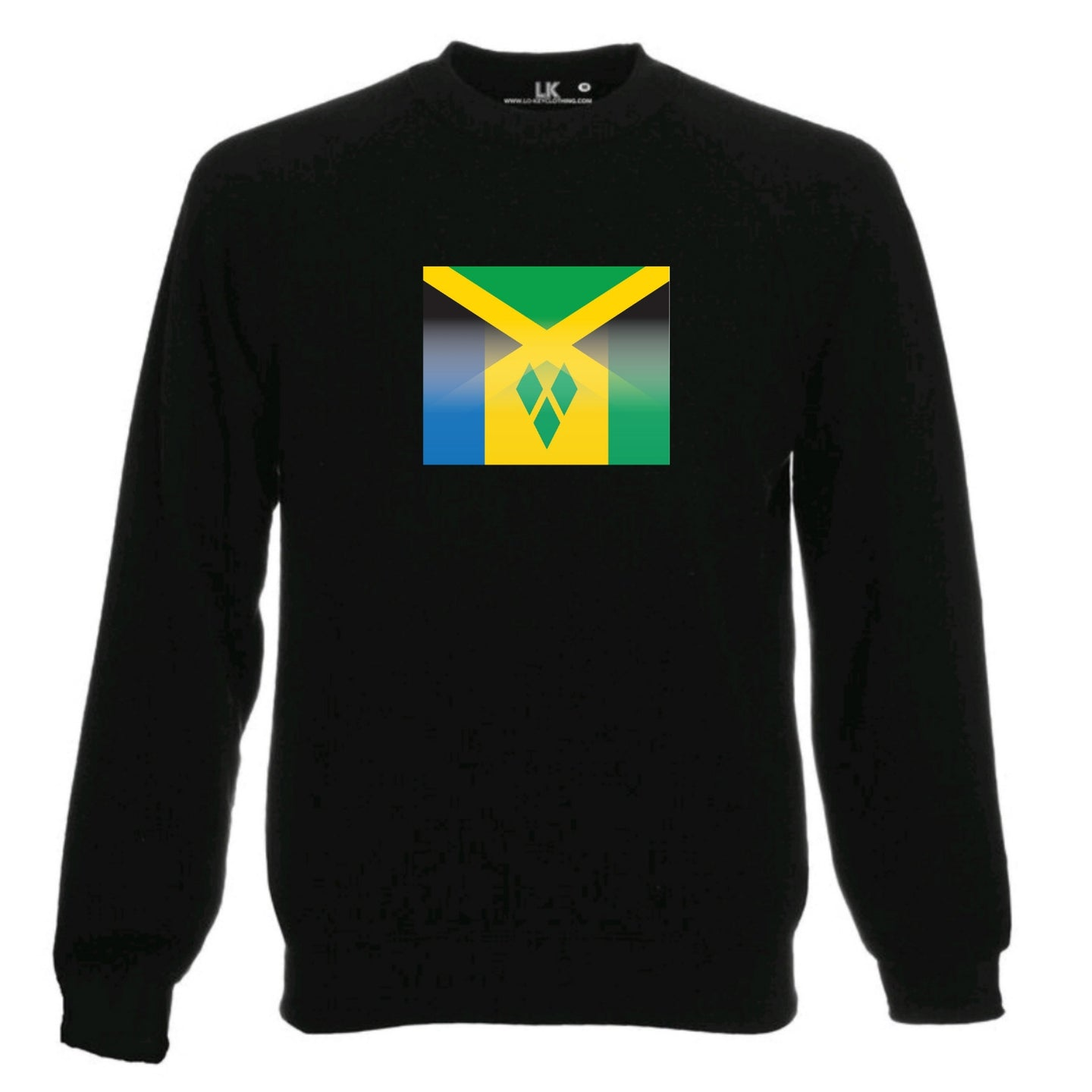 Jamaica and St Vincents Sweatshirt
