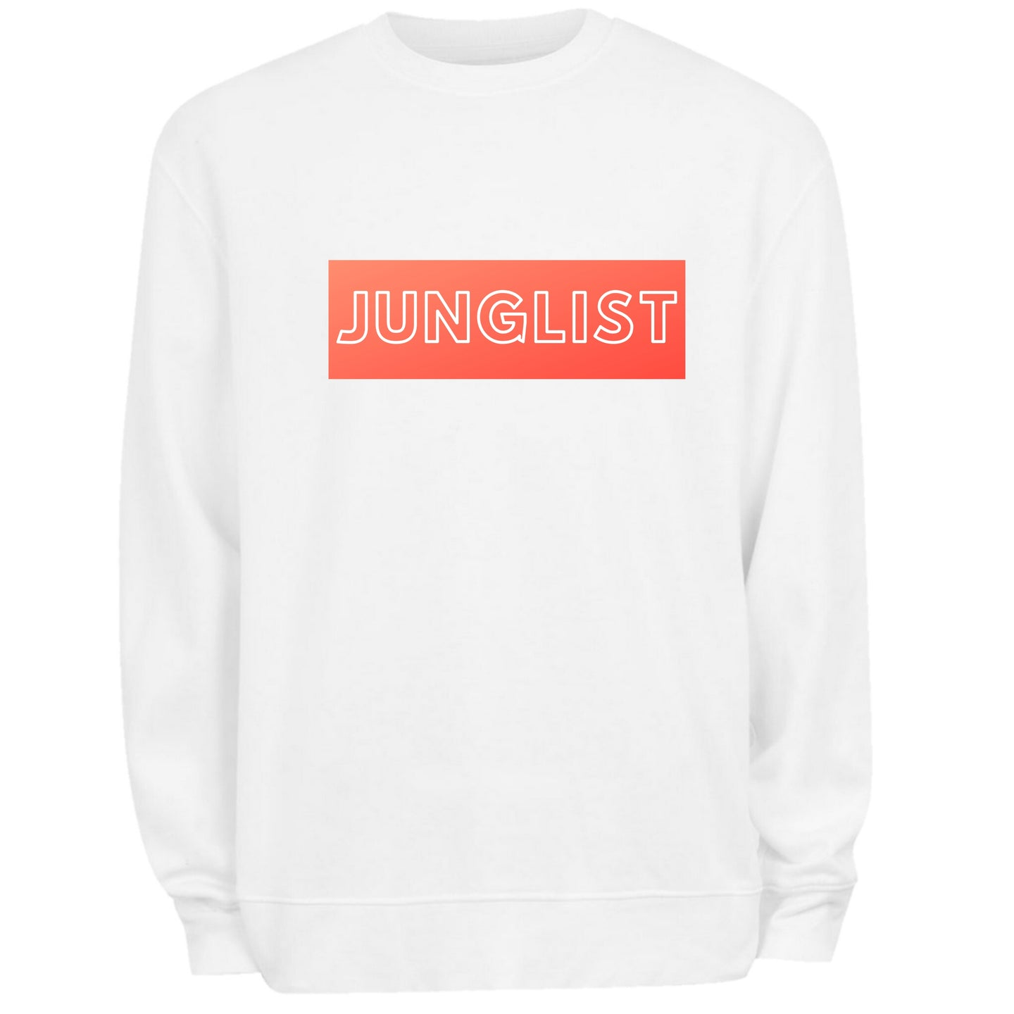 Junglist Block Sweatshirt mens ladies