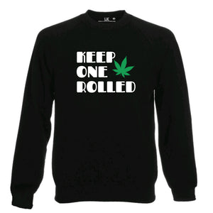 Keep One Rolled Sweatshirt