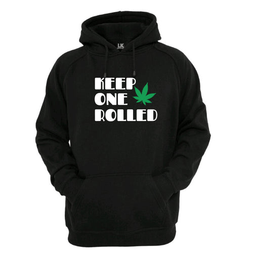 Keep One Rolled Hoodie