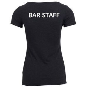 Womens Bar Staff T/Shirt - Workwear