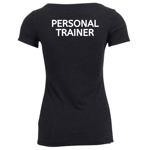 Womens Personal Trainer T/Shirt - Workwear