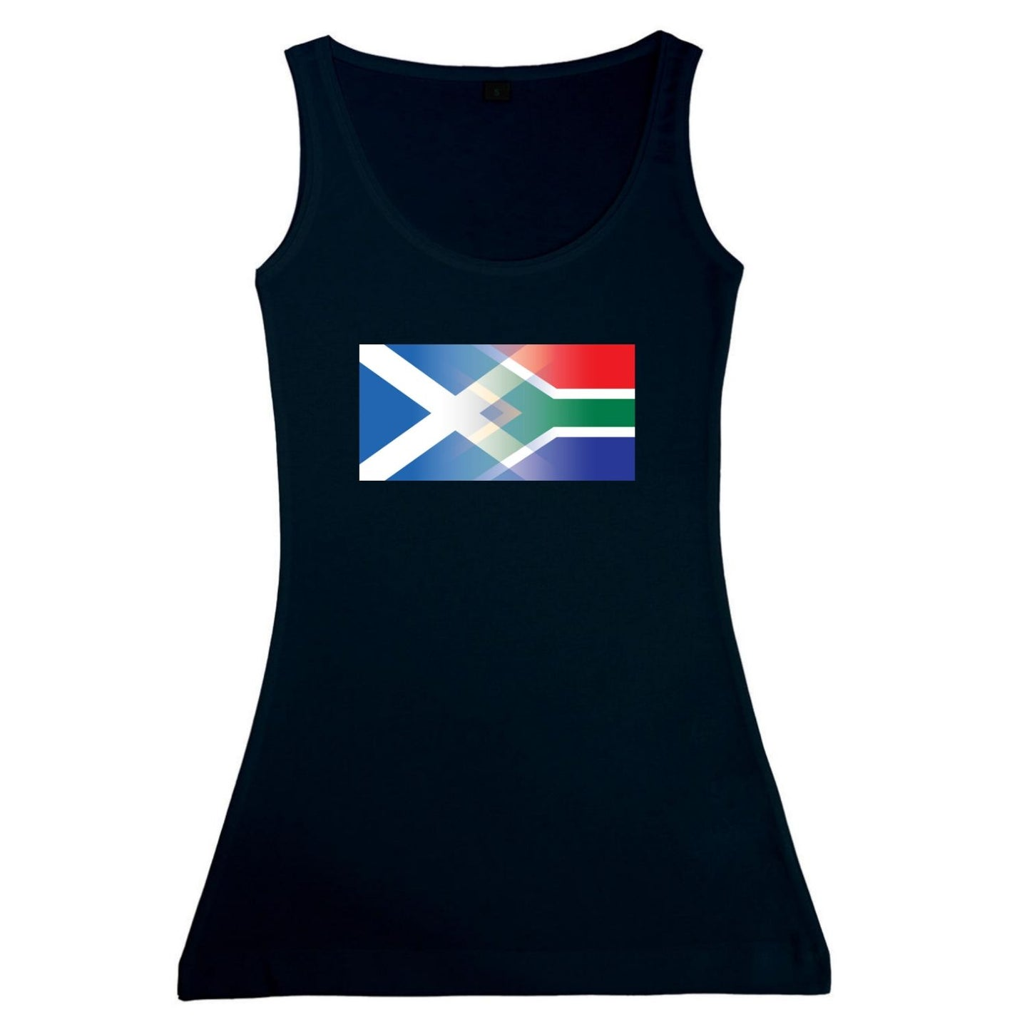 Scotland and South Africa Vest