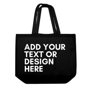 Personalise Tote Shopping Bag