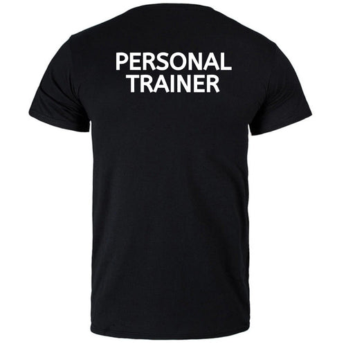 Men's Personal Trainer T/Shirt - Workwear