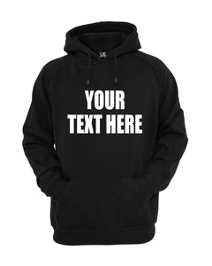 Custom Slogan Hoodie Lo-Key Clothing