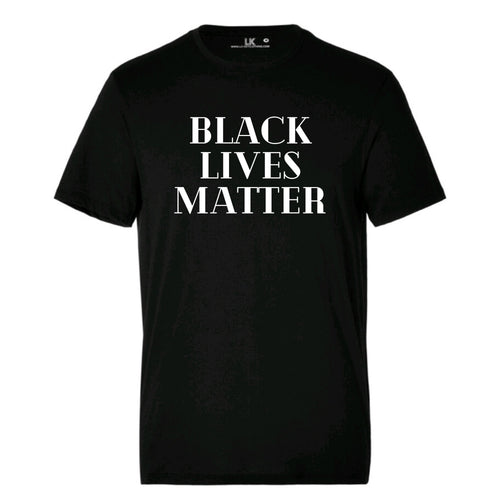 Men's Black Lives Matter T/Shirt