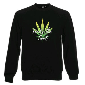 Herb Feeds The Soul Sweater