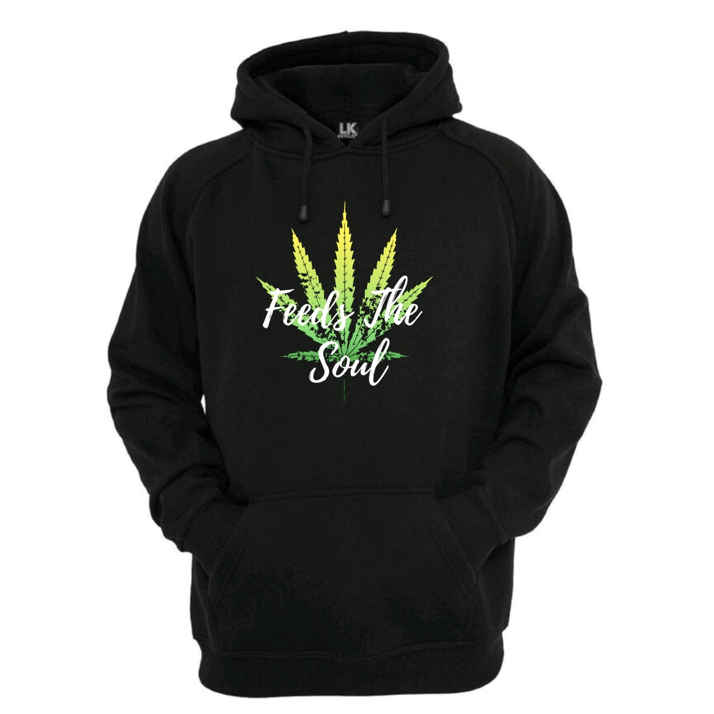 Herb Feeds The Soul Hoodie
