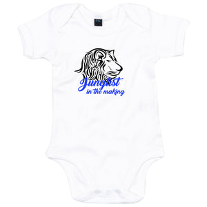 Junglist In The Making Babygrow BOY