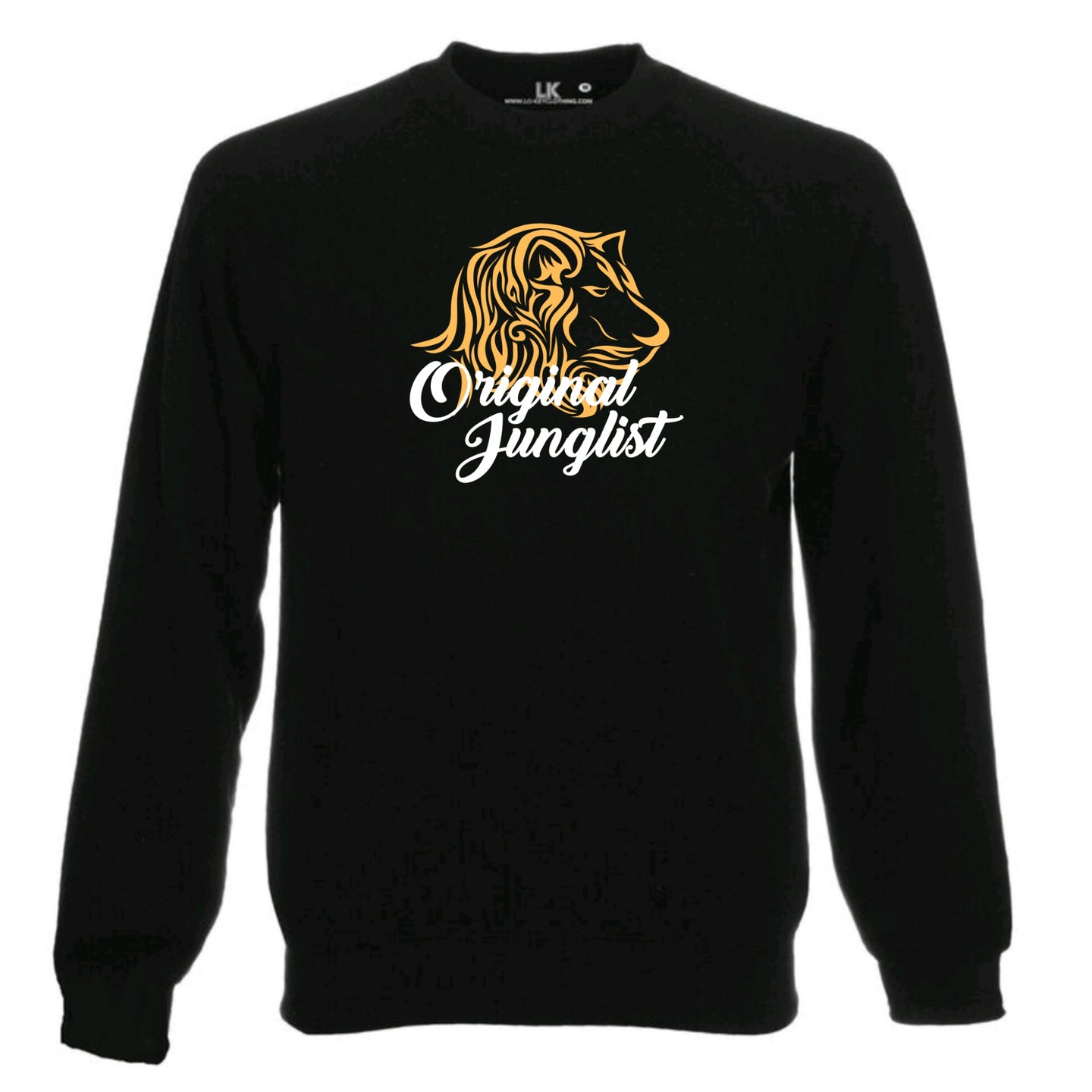 Original Junglist Lion Sweatshirt