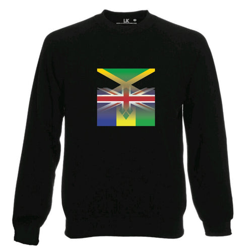 UK, Jamaica & St Vincent Flag