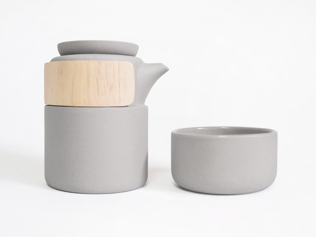 Take Breath Teapot by Pinyen Creative