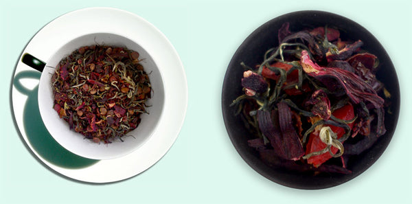 organic goji berry tea evolution