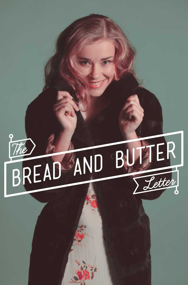 bread and butter vintage clothing look book page