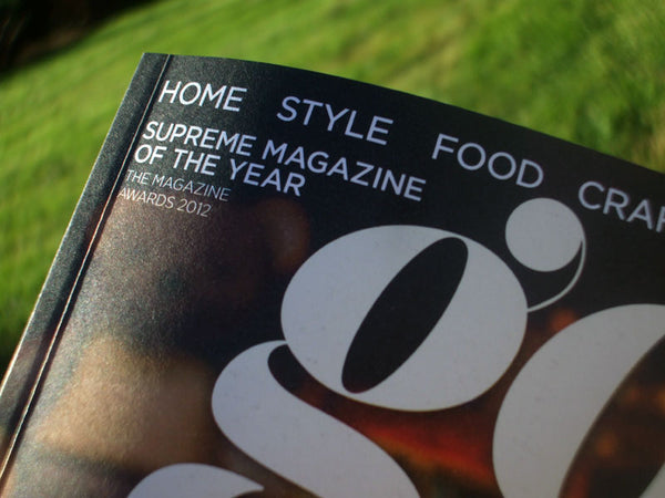 good supreme magazine of the year 2012