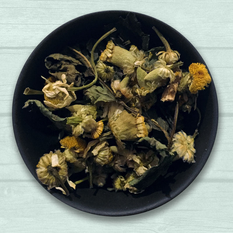 chamomile and mint tea organic new zealand