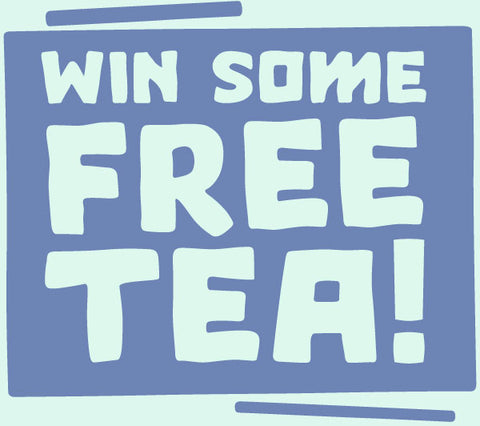 take our survey and win free tea