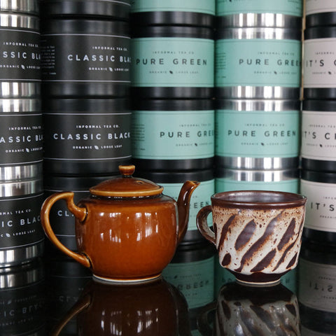 Made in NZ Tea Canisters