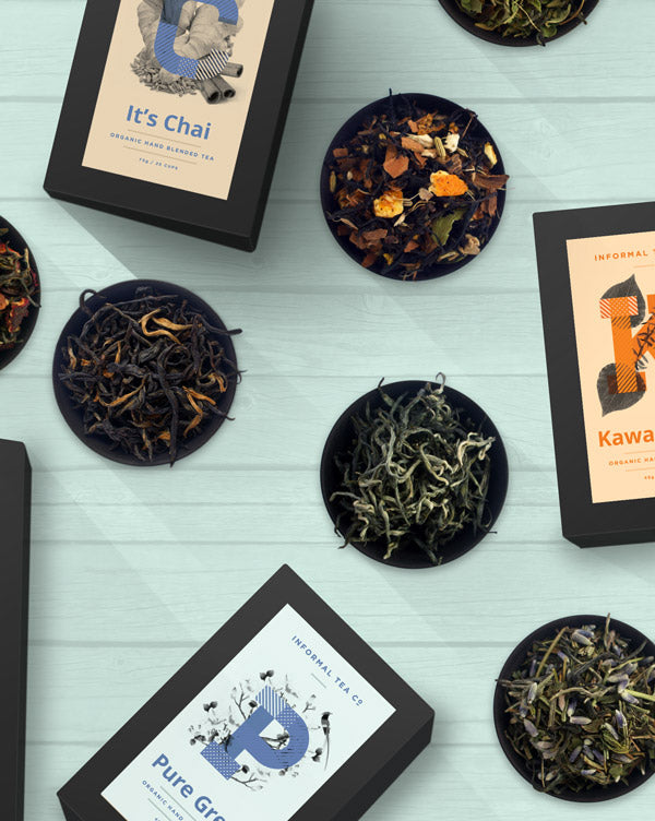 Informal Tea Company New Zealand — Buy Loose Leaf Organic Tea Online