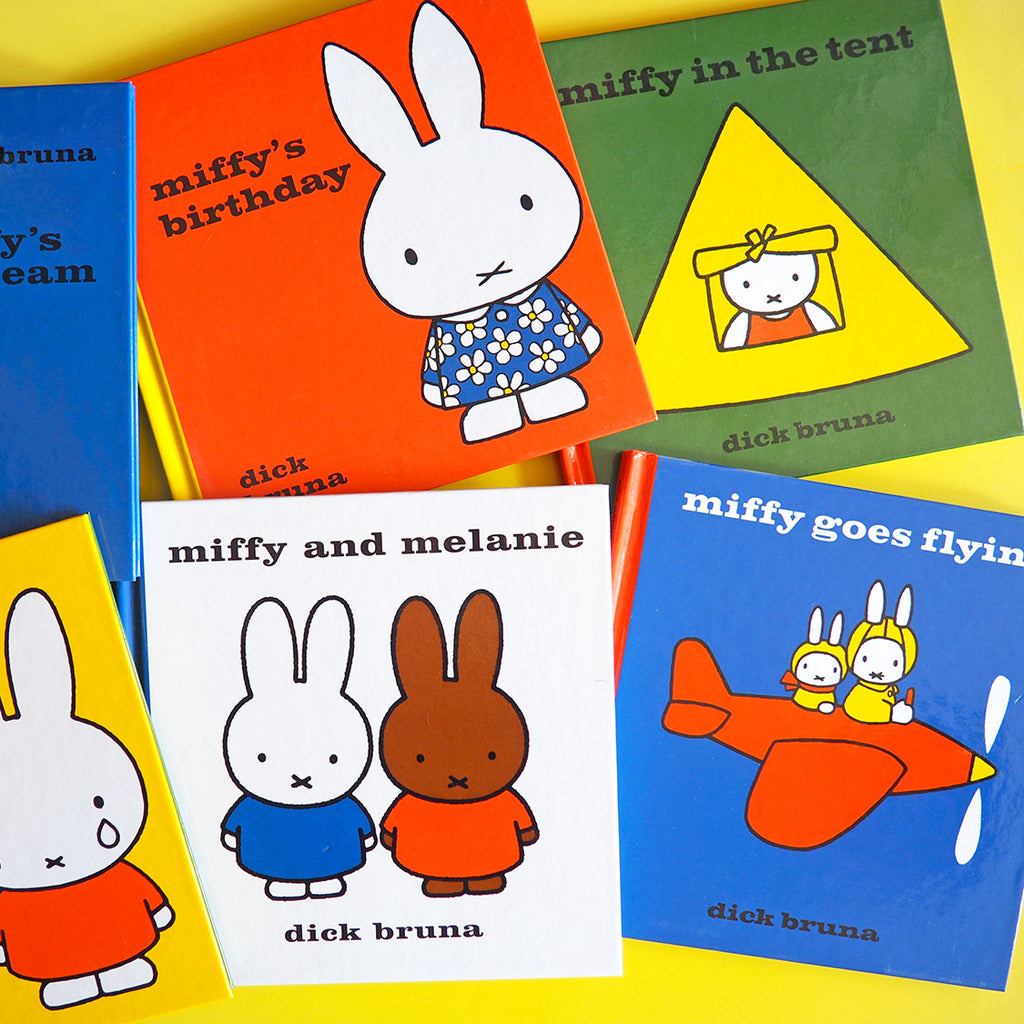 Design Crush: Dick Bruna's Miffy