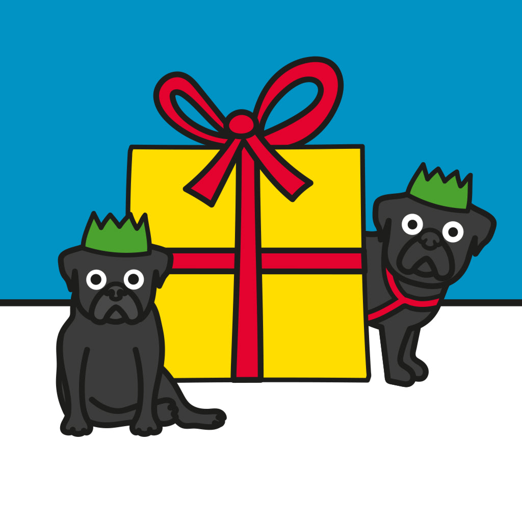 Hero & Pepper Pug's Guide to Woofmas!