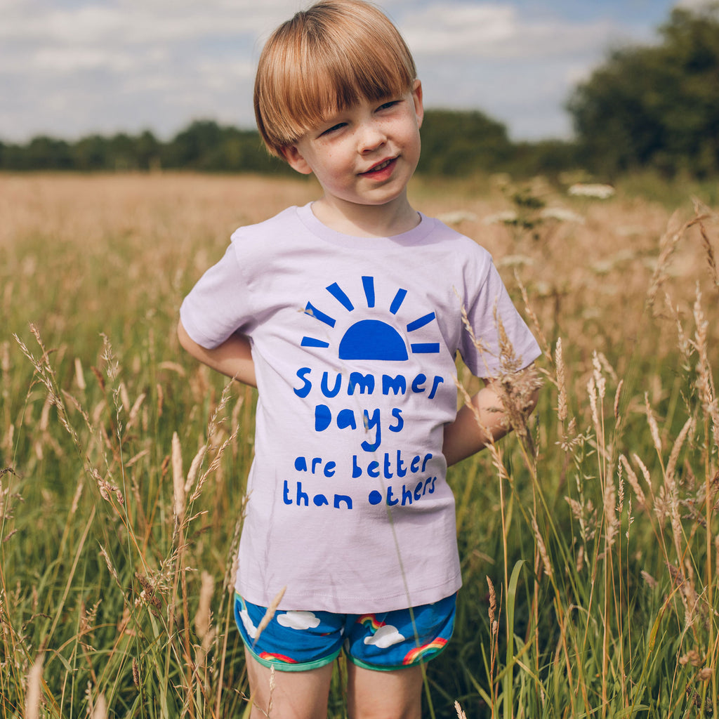 Summer Days Are Better Than Others Kids T-shirt - hello DODO