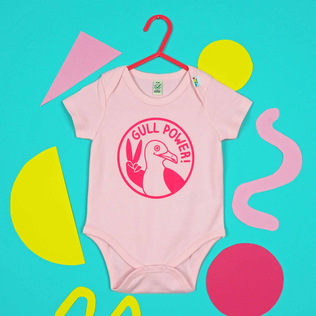 Gull Power Babygrow - hello DODO
