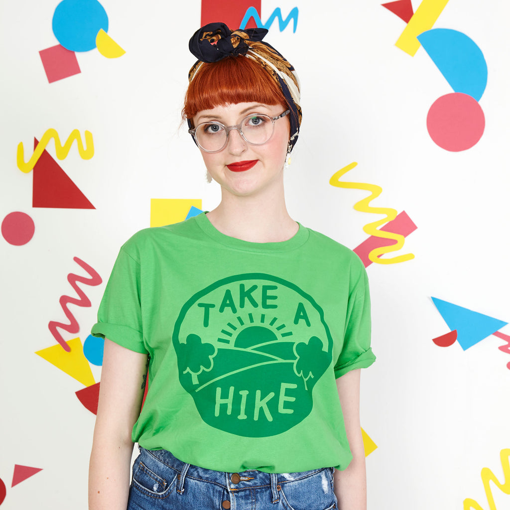 Take a Hike Unisex T-shirt - hello DODO