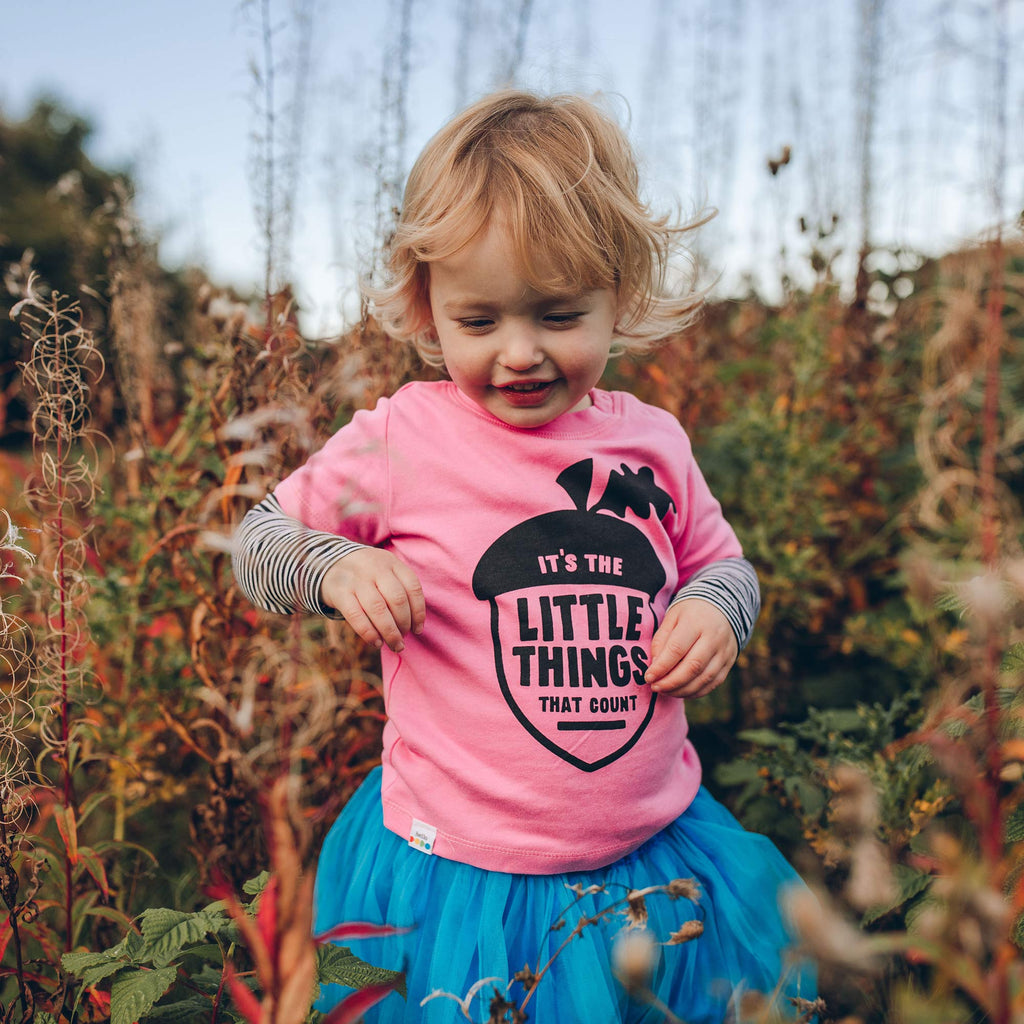 It's The Little Things That Count Baby T-shirt