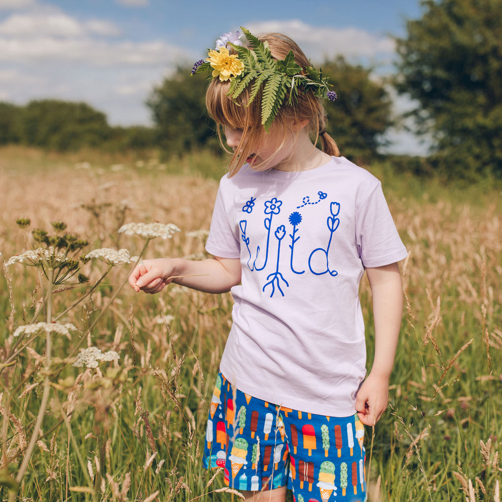 Wild Kids T-shirt - hello DODO