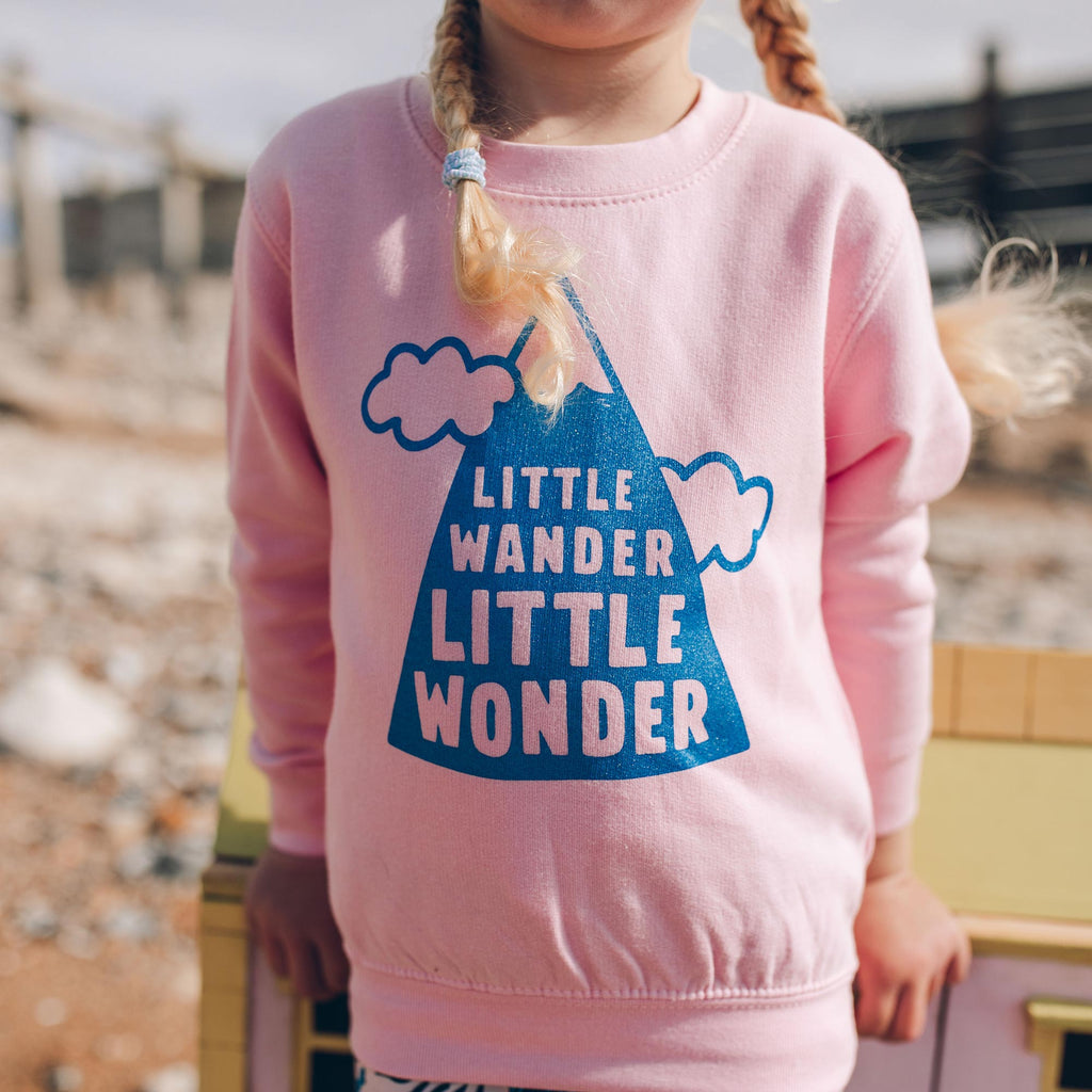 Little Wander Little Wonder Kids Sweatshirt