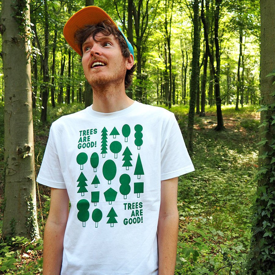 Trees Are Good Unisex T-shirt - hello DODO