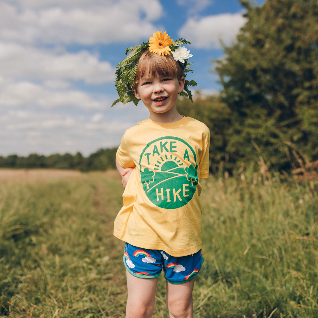 Take a Hike Kids T-shirt - hello DODO