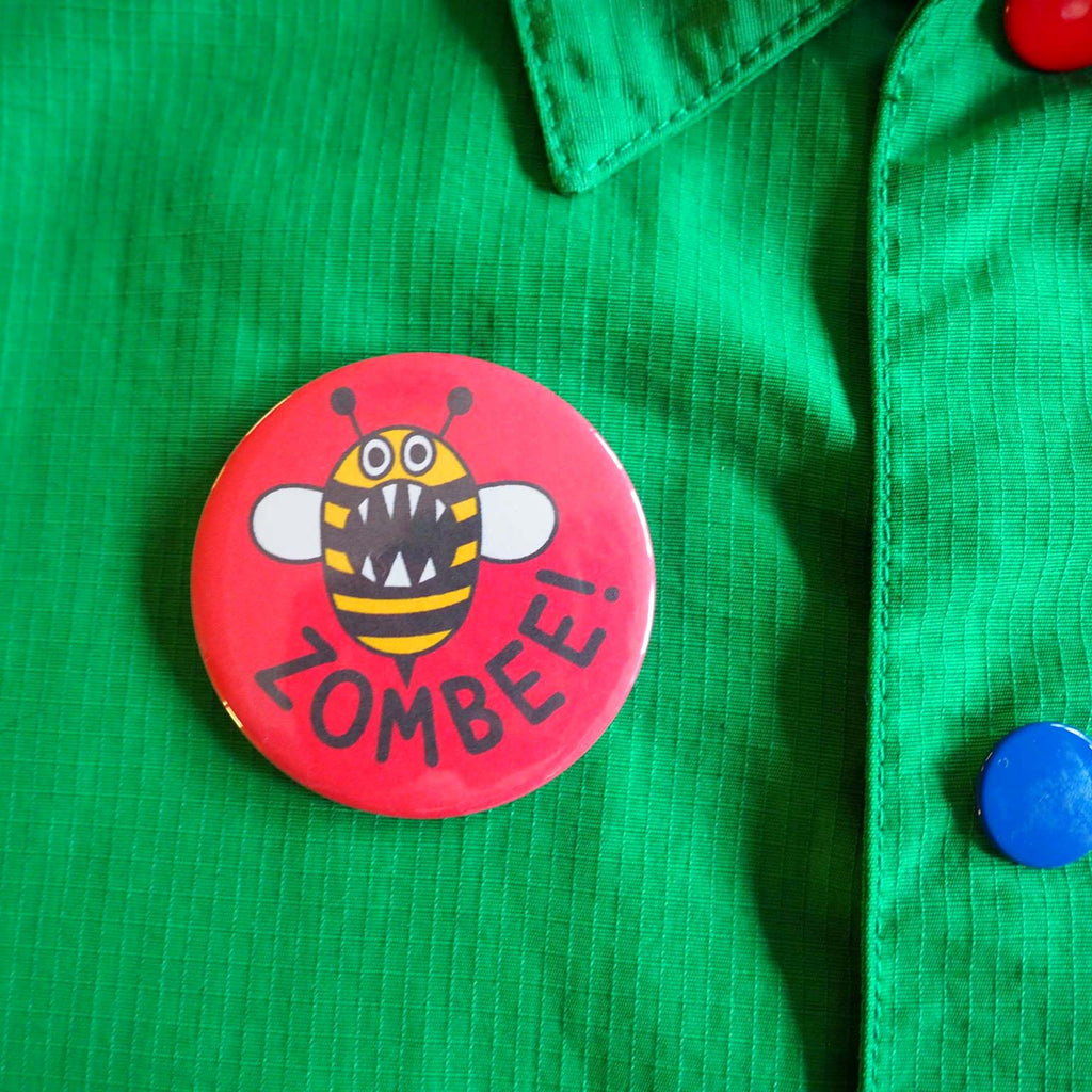 Zombee Badge - hello DODO