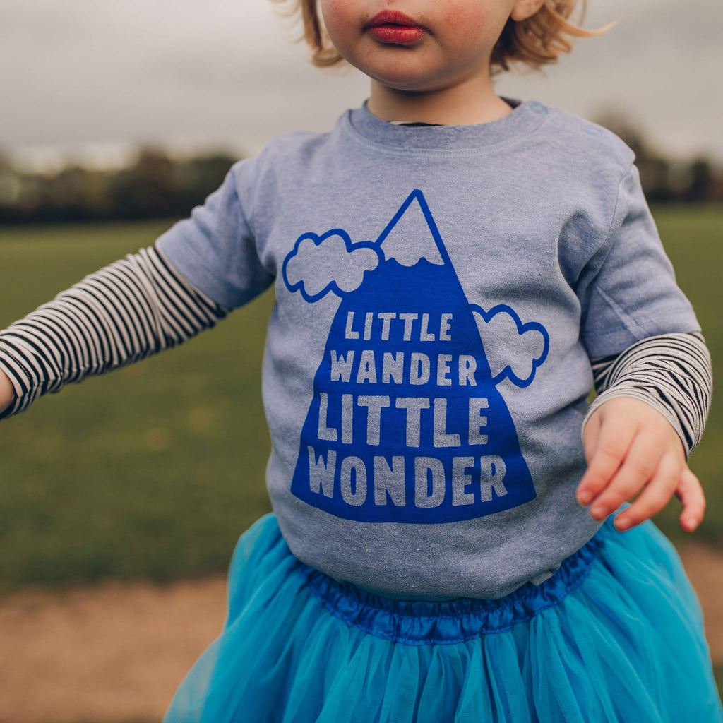 Little Wander Little Wonder Baby T-shirt