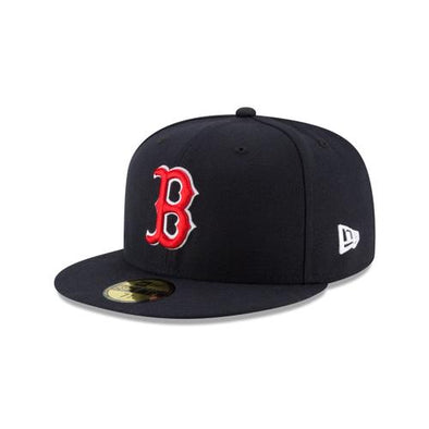 Boston Red Sox New Era Navy On Field Hat
