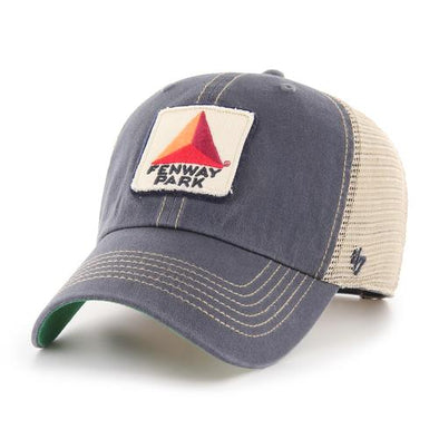 Boston Red Sox 47 Brand Vintage Navy Citgo Fenway Park Trawler Hat