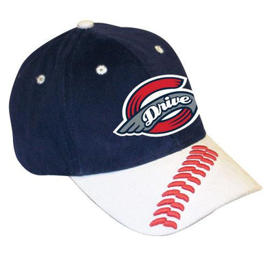 Greenville Drive Bimm Ridder Youth Navy Stitches Detail Hat