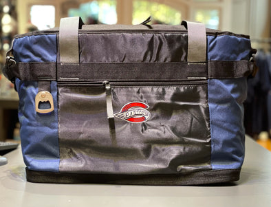 Greenville Drive Navy Cooler Bag