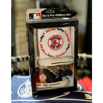 Greenville Drive Boston Bib/Bootie Gift Set
