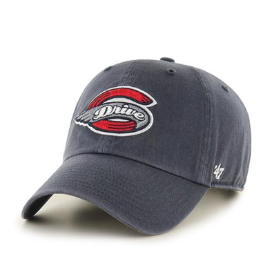 Greenville Drive 47 Brand Vintage Navy Clean Up Hat with Primary Logo