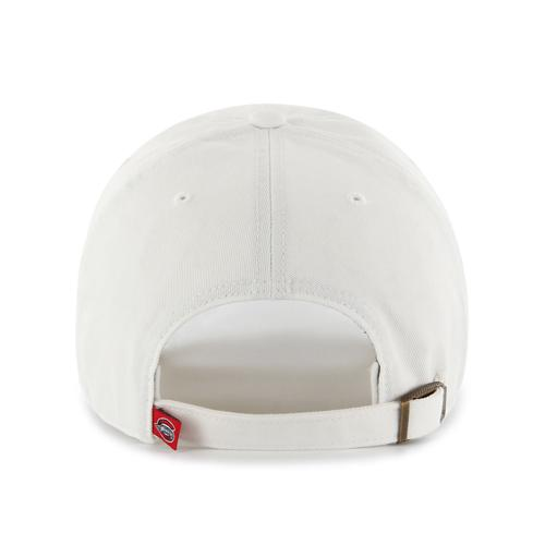 Greenville Drive 47 Brand White Clean Up Hat with Red G