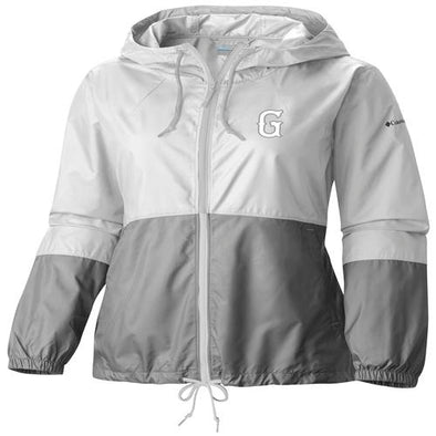 Greenville Drive Columbia Women's Windbreaker Jacket