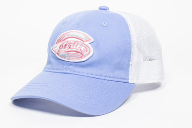 Greenville Drive OC Sport Women's Light Blue Trucker Hat