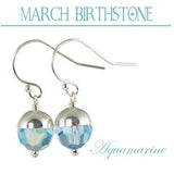 March birthstone Aqaumarine