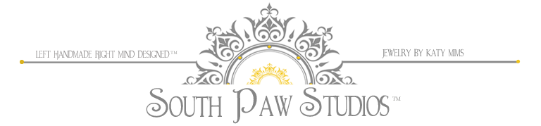 South Paw Studios Handcrafted Designer Jewelry