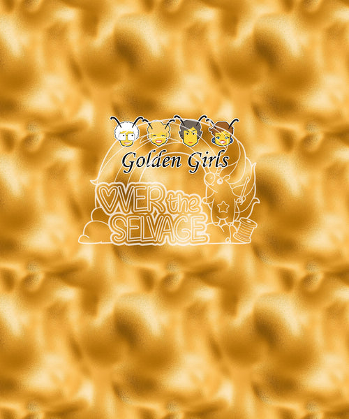 Golden Girls SMALL Panel - R5 *Preorder*